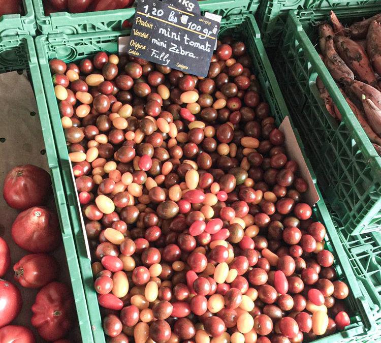 Boson Fruits
