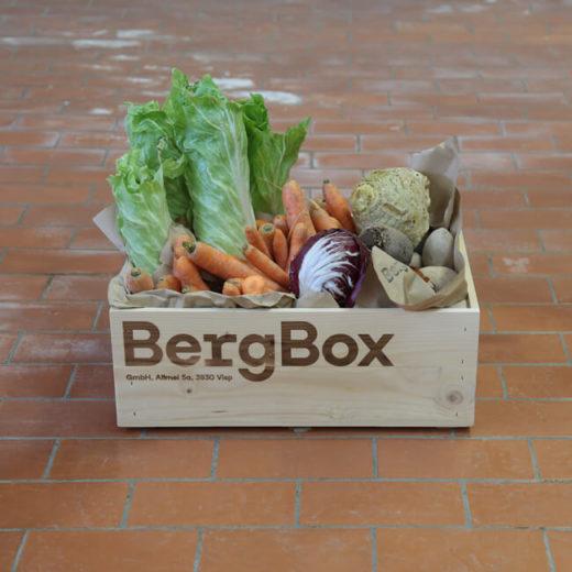 BergBox M GemüseBox