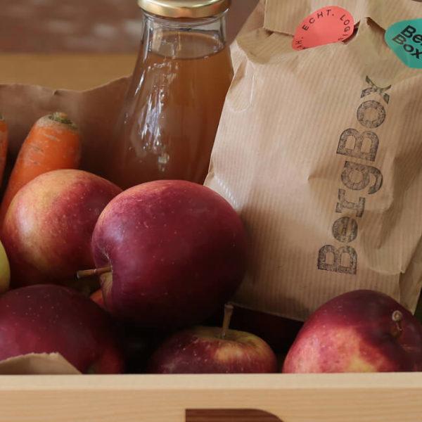 Äpfel FrüchteBox