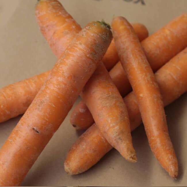Karotten aus dem Wallis