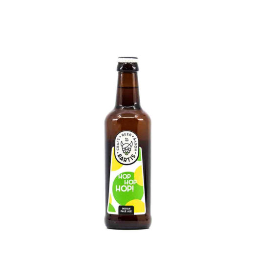 Hop Hop Hop - Bartis Brauerei Craft Bier
