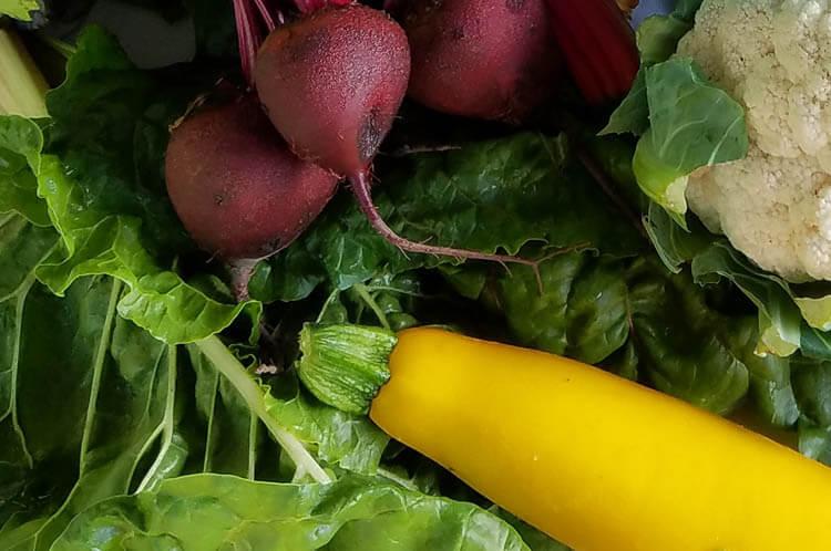Gemüseabonnement BergBox
