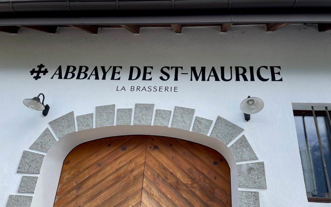 Brasserie Abbaye de St-Maurice